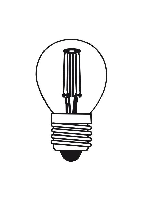 Ampoule Led Droit Rétro Edison Minih 4we27Cou 4 5cmFilament WbD92IEHeY