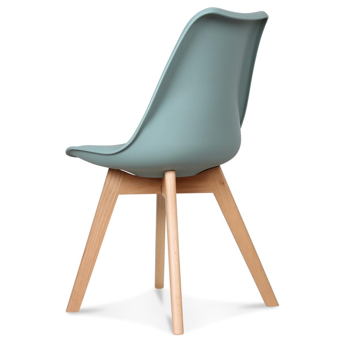 chaise design scandinave vert thym scandy couleur vert. Black Bedroom Furniture Sets. Home Design Ideas