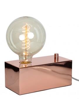 Lampe à varier cuivre Eurêka (20x10xH8cm)