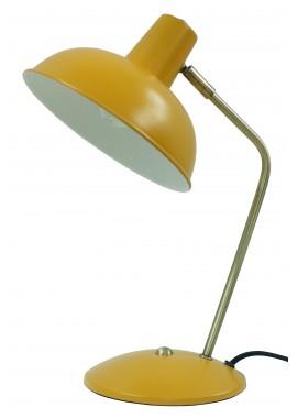 Lampe à poser miel métal Tori (H.37,5cm)