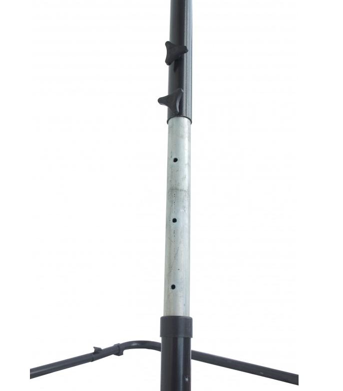 support pour hamac chaise en m tal couleur thym hauteur cm 69. Black Bedroom Furniture Sets. Home Design Ideas